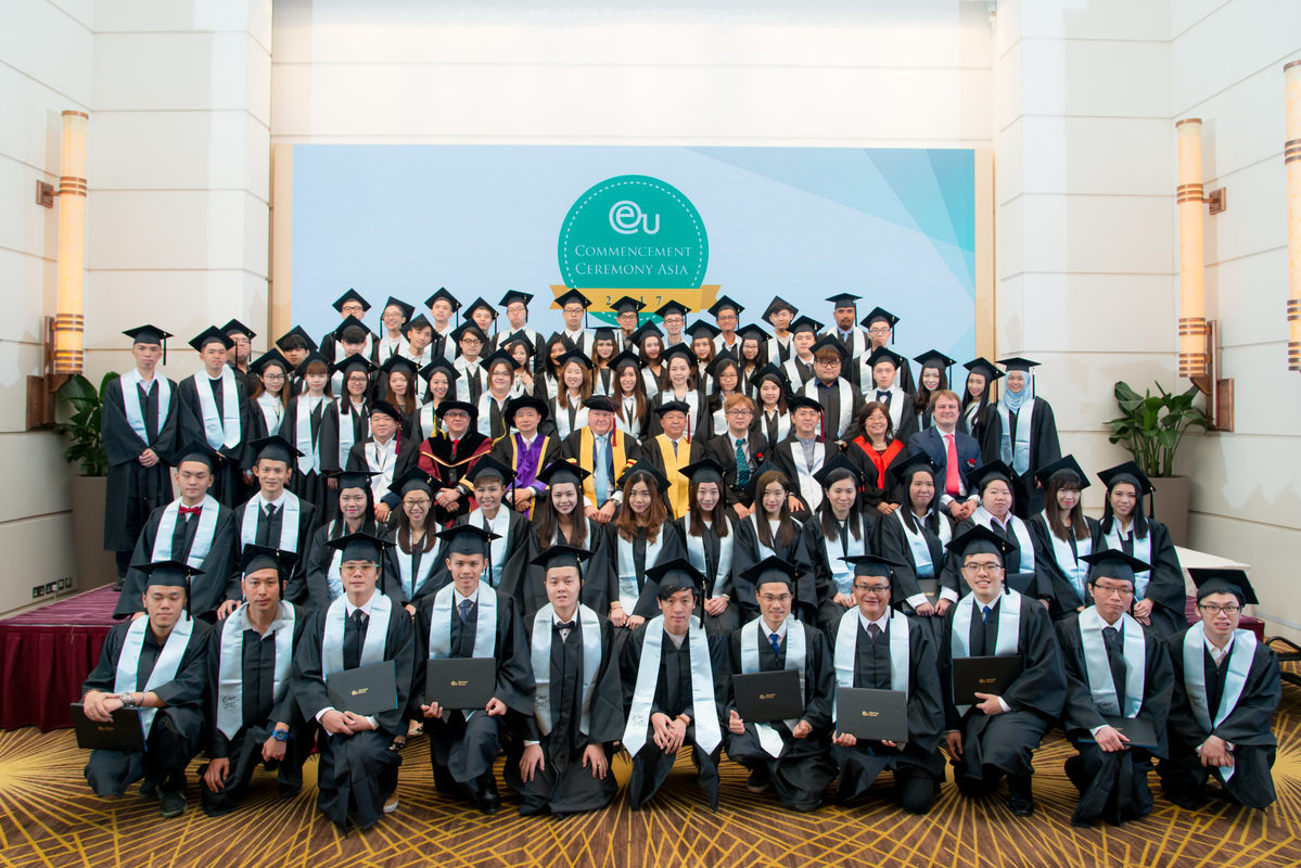 European University - Jesselton College Commencement 2017